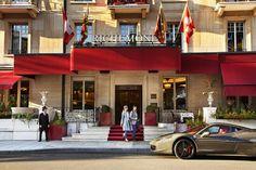 Le Richemond in Geneva, Switzerland Price per night: $17,000