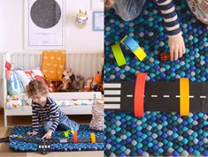 Tappeti colorati per le camerette: la mia scelta è Sukhi Nursery Design, Kids Rooms, Baby Kids, Babies, Rugs, Home Decor, Die Cutting, Farmhouse Rugs, Babys