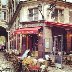 Relais Odéon #paris #6ème #restaurant by Bee.girl, via Flickr