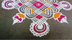 Padi Kolam, Simple Rangoli, The Creator, Dots, Kids Rugs, Decor, Stitches, Decoration, Kid Friendly Rugs