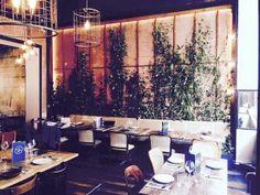 Restaurant La Cevicheria (75010 Paris) restaurant de céviche, plat de poisson cru mariné au citron vert. Métro Chateau d'eau