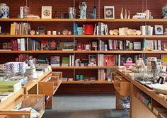 Gift shop at the Isabella Stewart Gardner museum in Boston