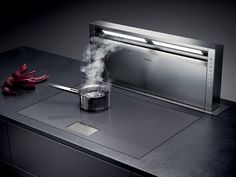 AL 400 - slide-out downdraft - Gaggenau - Vario 400 series