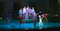 Finding Neverland at the ART