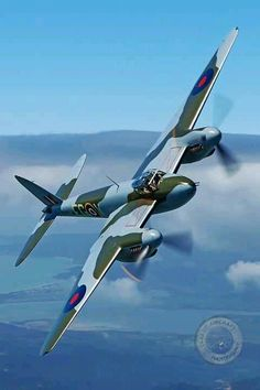 de Havilland Mosquito RAF - BFD