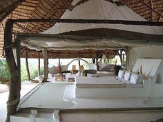 Shompole Kenya Room
