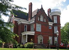 Belmont county Victorian mansion