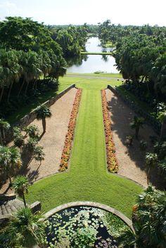 Fairchild Tropical Gardens Miami Fl