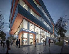Construction Begins on America's Next Life Science Corridor 2nd Avenue, City Block, 4th Street, Real Estate Development, Corridor, Life Science, Square Feet, Construction, America