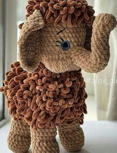 Amigurumi Doll Patterns of March Cute puppies brown elephant. - Christel Swinne Trend Amigurumi Doll Patterns of March Cute puppies brown elephant. - Christel Swinne -Trend Amigurumi Doll Patterns of March Cute puppies brown elephant. Crochet Bobble, Bonnet Crochet, Crochet Mittens, Crochet Toys, Baby Blanket Crochet, Free Crochet, Crochet Beanie, Crochet Gifts, Baby Mittens