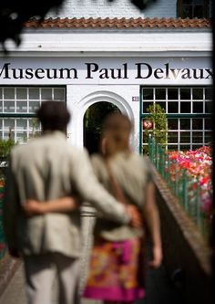 Museum Paul Delvaux #Koksijde