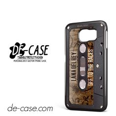 Lana Del Rey Tape DEAL-6339 Samsung Phonecase Cover For Samsung Galaxy S6 / S6 Edge / S6 Edge Plus