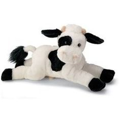 "Enesco Mooly 7.2"" Cow Plush by Gund, http://www.amazon.com/dp/B001BSB9FU/ref=cm_sw_r_pi_dp_2DtSpb15E40C0"
