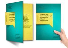 Folder cover design , cover design i. Brochure Indesign, Brochure Folds, Template Brochure, Brochure Cover Design, Brochure Layout, Brochure Printing, Creative Brochure Design, Brochure Ideas, Poster Sport