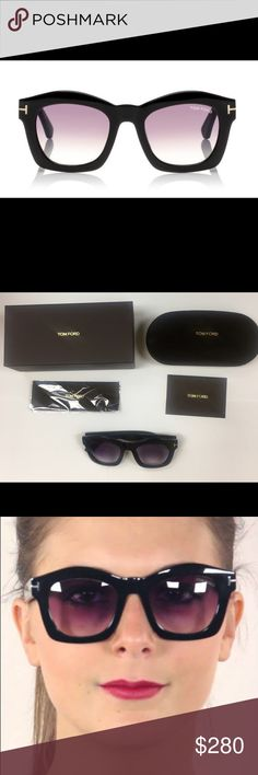971d6ce1abd Tom Ford 100% Authentic and NEW! Tom Ford Greta Model Number - TF0431 -