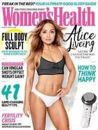 Inside the latest issue of Women's Health: Our cover star Alice Liveing as you've never seen her before, new workouts to tone every inch, 41 game-changing beauty tips & more! Cellulite, Slim Down Fast, How To Slim Down, Gesundheits App, Weight Loss Tablets, Circulation Sanguine, Toning Workouts, Workout Routines, Workout Plans