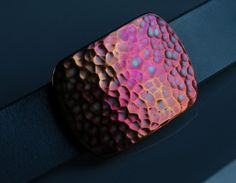GOLF Ball TeXture Pink Fuschia Nude Buckle fits 1.5 or 1.25 belts by ironartcanada, $69.00  View other buckles & belts at www.etsy.com/shop/ironartcanada