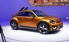 2018 Volkswagen Beetle Dune Concept