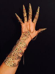 Billedresultat for nails rings