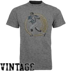 Don't let days without football get you down—just throw on this vintage crew tri-blend tee from Junk Food to enliven your fondest memories of the Jacksonville Jaguars.