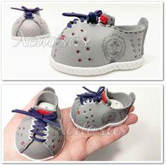 Zapatillas Panama Jack para fofucho personalizado.  www.xeitosas.com