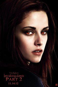 ❤ Bella As A Vampire!!
