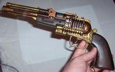 Christian Graves' gun