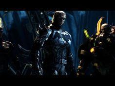 NEW DC Universe Online CGI TRAILER - FRACTURED FUTURE