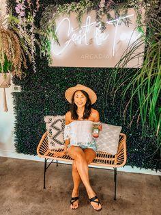Things to do in Arizona Coffee Shop Interior Design, Cafe Interior, Cute Birthday Pictures, Beauty Salon Interior, Scottsdale Arizona, Wall Bar, Salon Design, Amazing Adventures, Organic Beauty