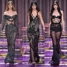 Atelier Versace na Semana de Alta-Costura de Paris ** www.comestilounico.com.br