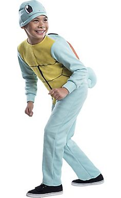 Costume adults squirtle