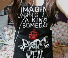 love this song~ Pierce the veil feat. Kellin Quinn of Sleeping With Sirens