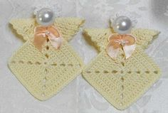 New Granny Square Angel  no instructions..just *inspiration