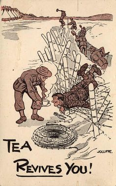 Tea Revives You! by State Library of Victoria Collections, via Flickr