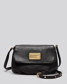 MARC BY MARC JACOBS Crossbody - Classic Q Flap Percy | Bloomingdale's