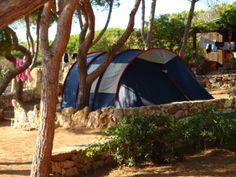 Camping Torre del Porticciolo, Alghero, Sardinia