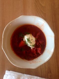 Prairie Kitchen Digest: The Best Borscht http://prairiekitchendigest.blogspot.ca
