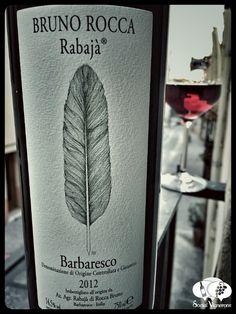 2012 Bruno Rocca Barbaresco piedmont italy vino wine bottle front label social vigneros small