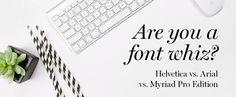 Arial či Helvetica? Uhádnite! - http://detepe.sk/arial-ci-helvetica-uhadnite/