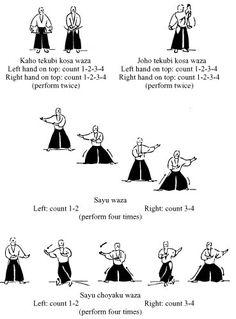 Katsujinken Dojo: Aikido fundamental-Aikido Exercises Aiki taiso