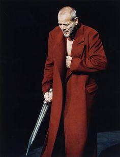 Phèdre |  JEAN RACINE - PATRICE CHEREAU © Ros Ribas 2003 Samuel Beckett, Pascal Greggory, August Strindberg, Vintage Clown, King Lear, Europe, 1984, Hui, Mythology