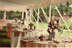 Shabby Chic Wedding 2012