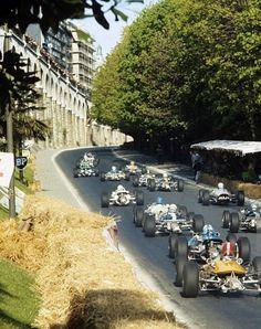 Coupes de Vitesse 1967 - (XXVII Grand Prix Automobile de Pau - F2) - © Jean Tesseyre