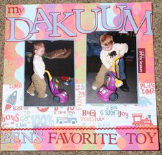 my Dakuum - Scrapbook.com
