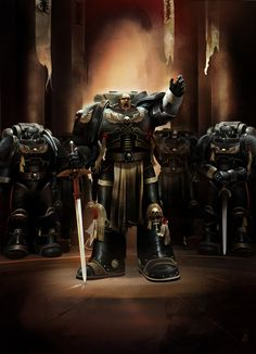 W40K - Deathwatch by 7eme-RuelleRouge.deviantart.com