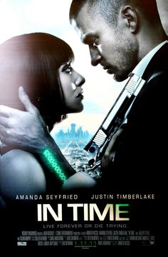 In Time- Could have been a lot more interesting :( shame cause i love JT and Amanda Seyfried