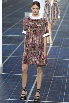 Chanel Printemps-été 2013 @ Paris fashion Week
