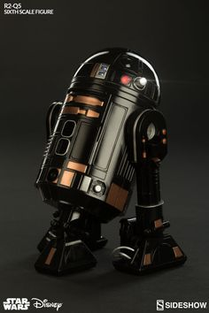 Star Wars R2Q5 Imperial Astromech Droid Sixth Scale Figure by Sideshow Collectibles