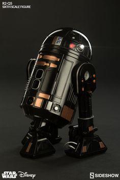 General News Sideshow Star Wars: R2-Q5 Sixth Scale Figure - OSW: One Sixth Warrior Forum