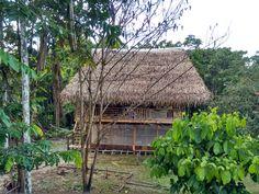 Un lugar para visitar en el Amazonas Colombiano- Comunidad Indígena Santa Sofia, Leticia Amazonas